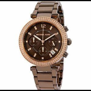 Michael Kors Parker Watch!